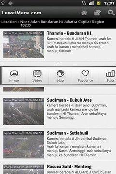 LM - Info Traffic Lalu Lintas