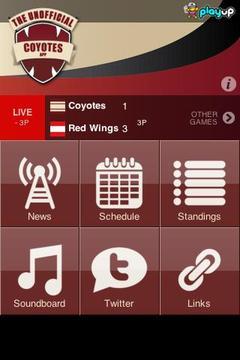 Coyotes App