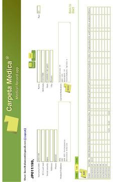 Carpeta Medica ®