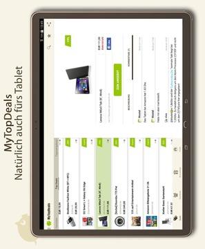 MyTopDeals - Schnäppchen App