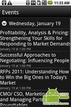 市场营销合作伙伴论坛2011