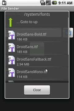 File Sender