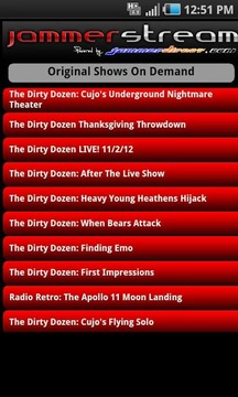 JammerStream Radio