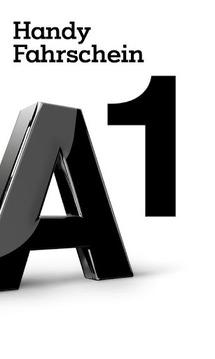 A1 HANDY Fahrschein
