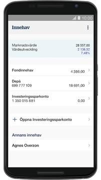 Handelsbanken SE – Privat