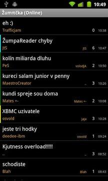 Žumpa Reader