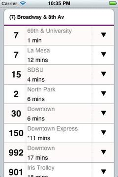Real Time San Francisco Buses