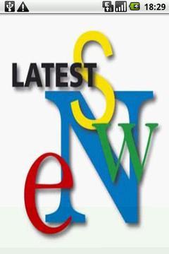 LatestNews: Google News Reader