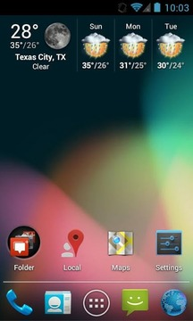Jelly Bean Apex / Nova Theme