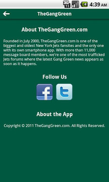 TheGangGreen Jets News