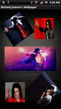 Michael Jackson's Wallpaper