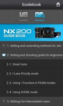 SAMSUNG 'NX Learn & Explore'