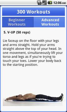 300 Workouts