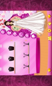 打扮的新娘