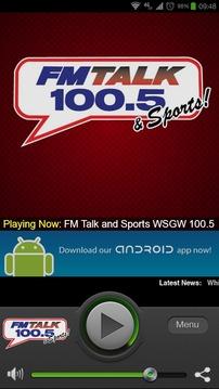 FM Talk 100.5