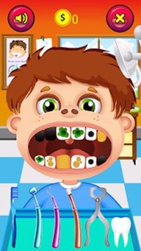 Doctor Dentist Kids Game
