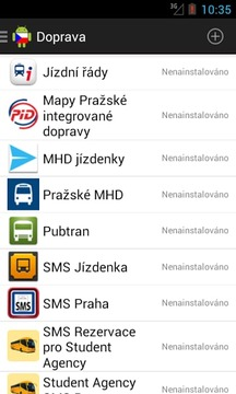 Czech Android