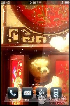 泰迪熊的爱情故事