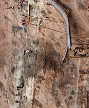 Hill Racing Mountain Bike