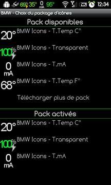BMW Icons - Darker W.Transparent
