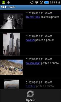 Flickr images