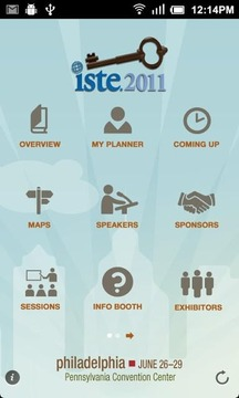 ISTE 2011 Onsite Mobile Guide
