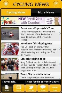 Cycling News