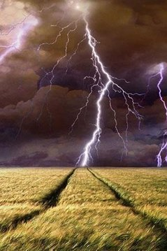 3D Lightning Live Wallpaper