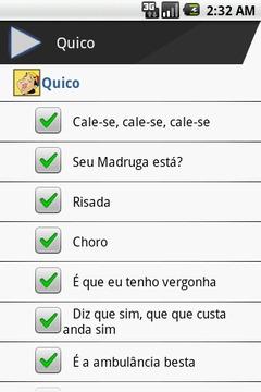 Turma do Chaves - Quico