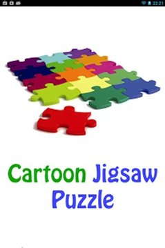 Cartoon Anime Jigsaw Puzzle