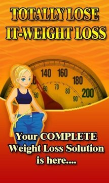 Totally Lose It-Weight Loss GO