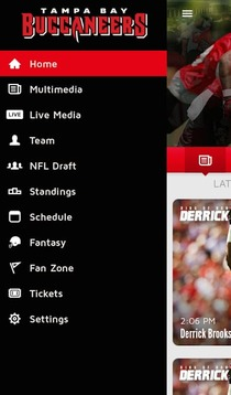 Tampa Bay Buccaneers Mobile