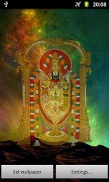 Bala ji Magic Live Wallpaper