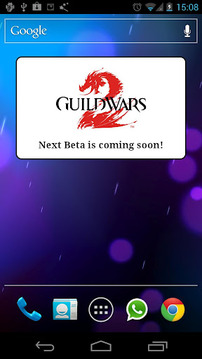 GW2 Beta-Weekend Countdown