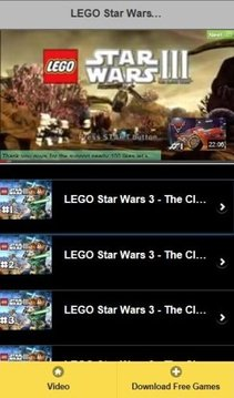 Lego Star Wars III Guide