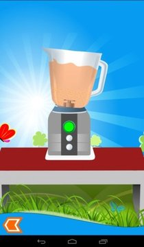 Fruity Juice Maker Kids Game