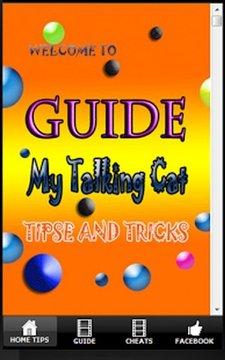 My Talking Cat Tips