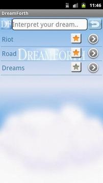 Interpret your Dream