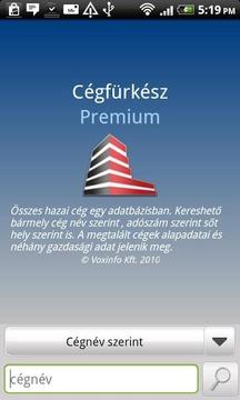 Cégfürkész Premium