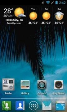 Motoblur HD Apex / Nova Theme