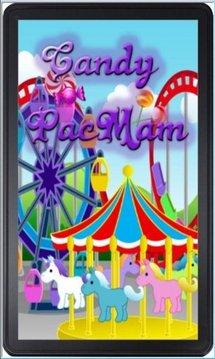 Candy Pacmam
