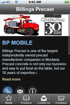 Billings Precast