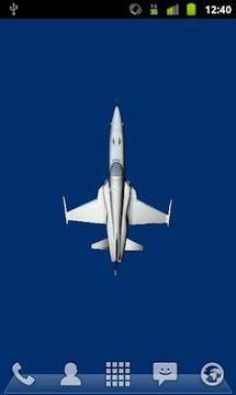 F-5E Tiger II Live Wallpaper