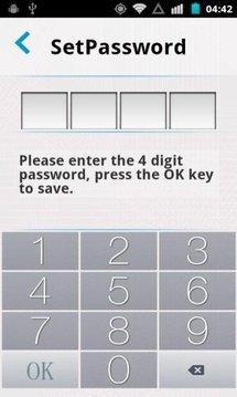 Password Unlock Screen Locker