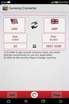 所有货币换算