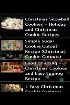 Christmas Recipes★Cookies&Cake