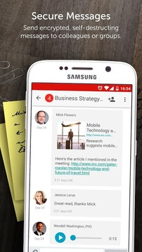 TigerText自由私人短信应用