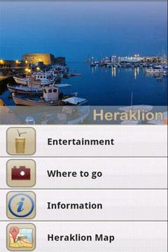 Heraklion App