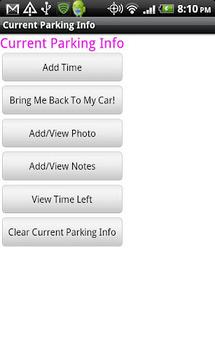 Find my Car (Advanced)