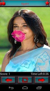 Anushka Shetty Kissing Game